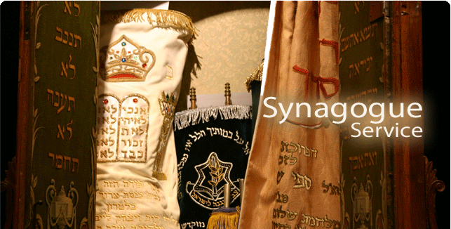 Synagogue Service